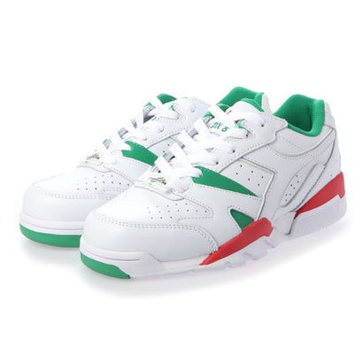ディアドラ Diadora CROSS TRAINER DX (WHITE/PEAS CREAM)