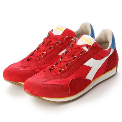 ディアドラ Diadora EQUIPE H CANVAS STONE WASH (DARK RED)
