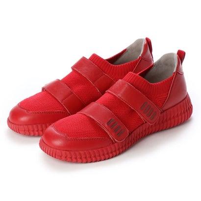 ジェオックス GEOX SNEAKERS (RED)