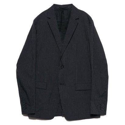 リネーム Rename ストライプサマージャケット (ブラック)