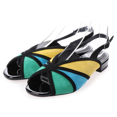 ジェオックス GEOX SANDALS (LT YELLOW/GREEN)