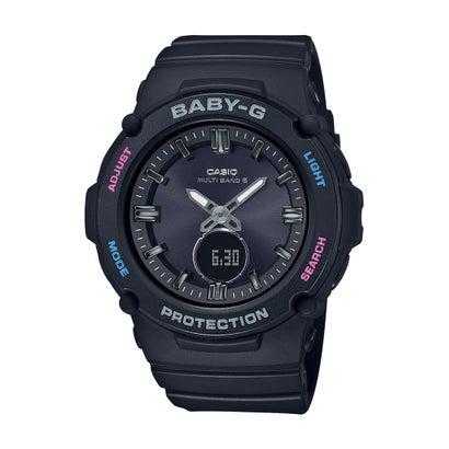 【BABY-G】BGA-2700シリーズ / 電波ソーラー / BGA-2700-1AJF (ブラック)
