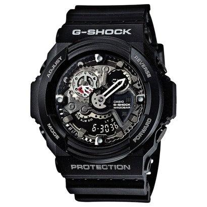 【G-SHOCK】ビックケースシリーズ / GA-300-1AJF / Gショック (ブラック)