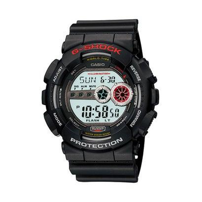 【G-SHOCK】高輝度LEDバックライト / GD-100-1AJF / Gショック (ブラック)
