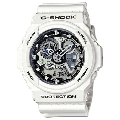 【G-SHOCK】ビックケースシリーズ / GA-300-7AJF / Gショック (ホワイト)