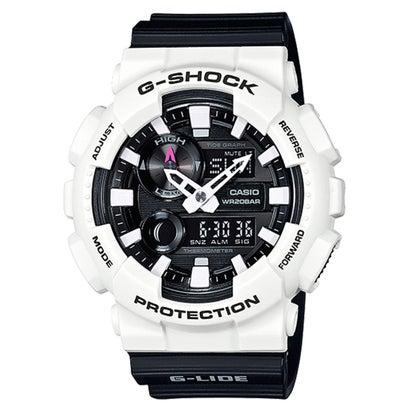 【G-SHOCK】G-LIDE(Gライド) / GAX-100B-7AJF / Gショック (ホワイト×ブラック)
