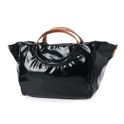 ブロンティベイパリス BRONTIBAYPARIS フランス製メタリックカラー2WAYバッグ「ダーティーダンシング」 (ブラック)