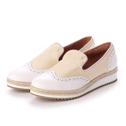 【アウトレット】シューズラウンジ shoes lounge パンプス 7128834BG (ベージュ)