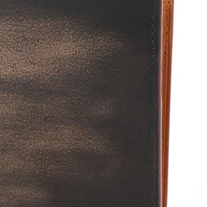 グレディア GREDEER アドバン二つ折財布ブラウンAR4cjq5SL3