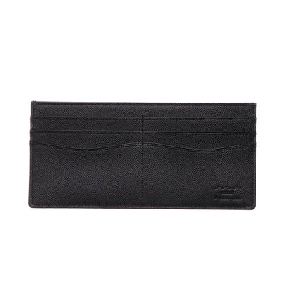 サトリ SATOLI キリコスター薄型財布 (ブラック)