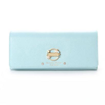 サマンサタバサプチチョイス ★リリー かぶせ財布 ミント