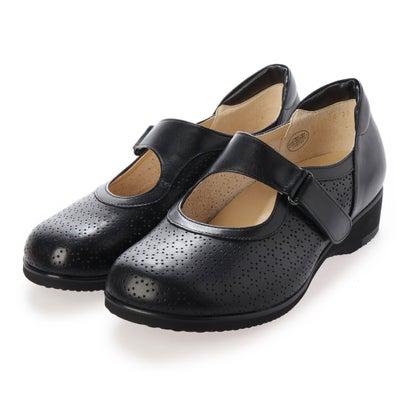 キクチノクツ 菊地の靴 A25-04 (クロ)