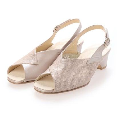 キクチノクツ 菊地の靴 952-14 (ピンクBG/)