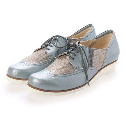 キクチノクツ 菊地の靴 A55-11 (ブルーグレー)