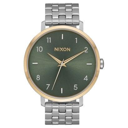 ニクソン NIXON Arrow (Silver / Gold / Agave)