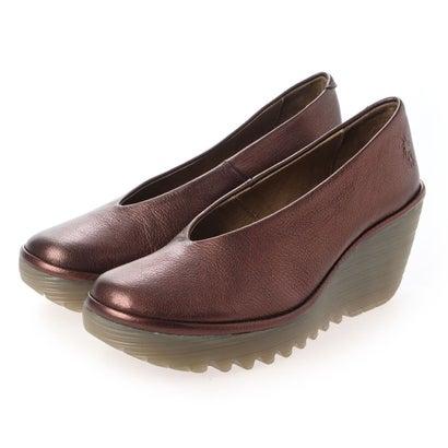 ヨーロッパコンフォートシューズ EU Comfort Shoes パンプス (レッド)