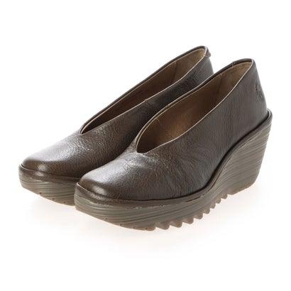 ヨーロッパコンフォートシューズ EU Comfort Shoes パンプス (オリーブ)