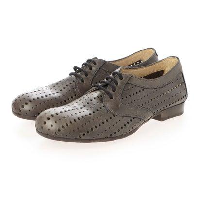 ヨーロッパコンフォートシューズ EU Comfort Shoes レースアップシューズ (ブラック)