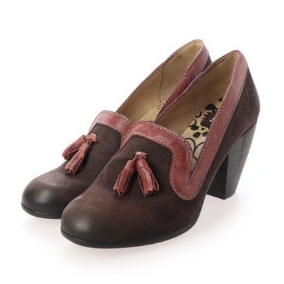 ヨーロッパコンフォートシューズ EU Comfort Shoes パンプス (パープル)