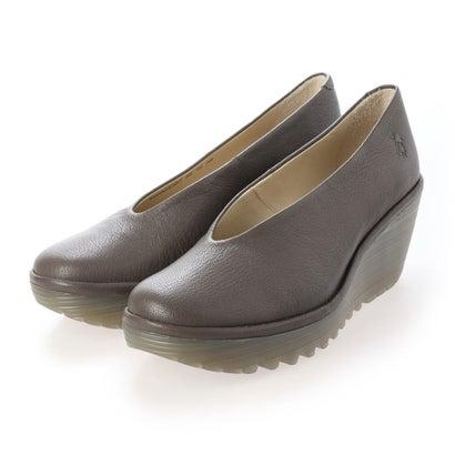 ヨーロッパコンフォートシューズ EU Comfort Shoes パンプス (ブラウン)