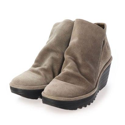 ヨーロッパコンフォートシューズ EU Comfort Shoes ショートブーツ (ダークグレー)