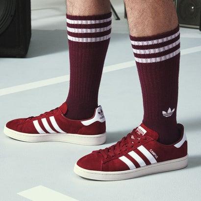 アディダス adidas オリジナルス キャンパス [CAMPUS] (レッド)
