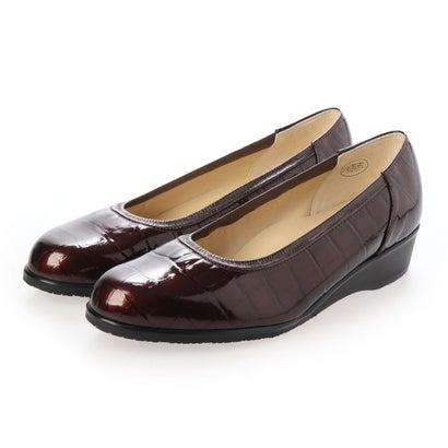キクチノクツ 菊地の靴 コンフォートパンプス 325-59 (ボルドー/E)