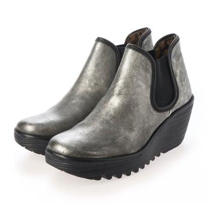 ヨーロッパコンフォートシューズ EU Comfort Shoes ショートブーツ (シルバー)