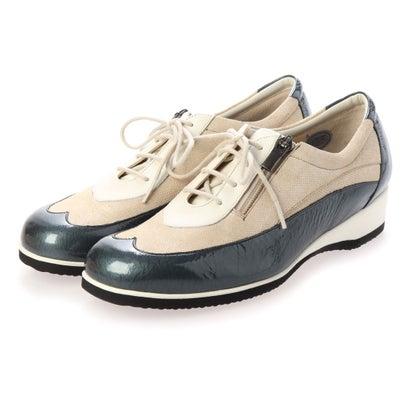 キクチノクツ 菊地の靴 965-01 (ネイビー/)