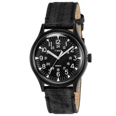 タイメックス TIMEX MK1スチール (ブラック)
