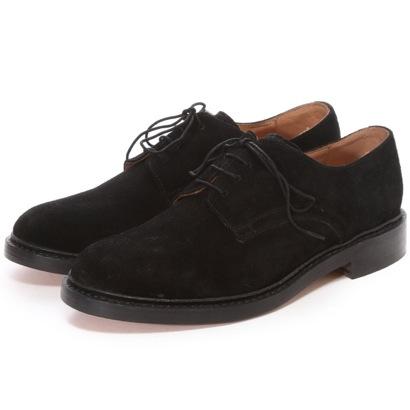 ロンドンシューメイク London Shoe Make グッドイヤーウエルトオールレザーハンドメイドカントリーブーツ(ブラック)
