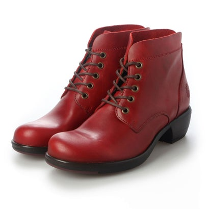 ヨーロッパコンフォートシューズ EU Comfort Shoes ショートブーツ (レッド)
