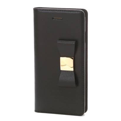 レイブロック LAYBLOCK iPhone6 Ribbon Classic Diary(ブラック)