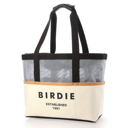 バーディ BIRDIE トワルメッシュキャリー 犬用ペットキャリーバッグ (ホワイト)