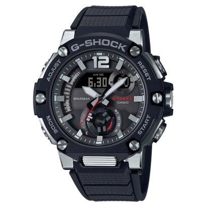 【G-SHOCK】G-STEEL(Gスチール) / ラギッドスタイル / スマートフォンリンク / GST-B300-1AJF / Gショック (ブラック)