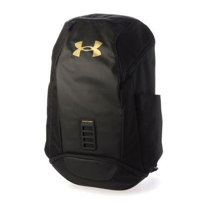 あす楽 トラスト 交換 高品質 返品可能 アンダーアーマー UNDER ARMOUR メンズバッグ リュック デイパック UA Contain バックパック ブラック Backpack ロコンド 1354935