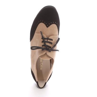 misutikkugurou MISTIC GLOW男人气的鞋5670(浅驼色)