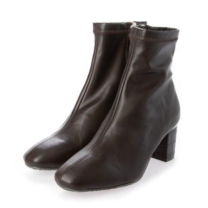 あす楽 交換 海外並行輸入正規品 返品可能 ジェリービーンズ JELLY BEANS レディースシューズ アウトレット 214-120 完全送料無料 ブーティ ストレッチブーツ ロコンド ブーツ DBR