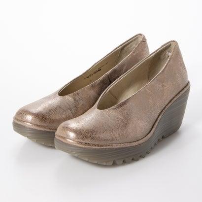 あす楽 交換 返品可能 5☆大好評 ヨーロッパコンフォートシューズ EU Comfort Shoes パンプス ロコンド レディースシューズ ベージュ FLYLONDON コンフォートシューズ 業界No.1