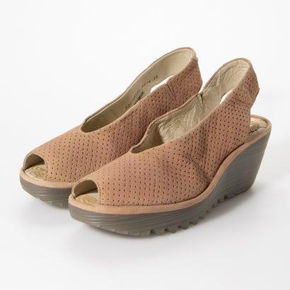 あす楽 交換 返品可能 ヨーロッパコンフォートシューズ EU Comfort Shoes 人気ブレゼント FLYLONDON レディースシューズ ロコンド サンダルパンプス 低価格化 コンフォートシューズ ピンク