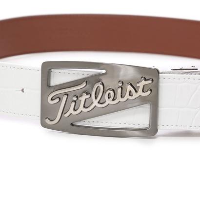 紧凑的清单titleist高尔夫球皮带旅游带扣皮带AABT51