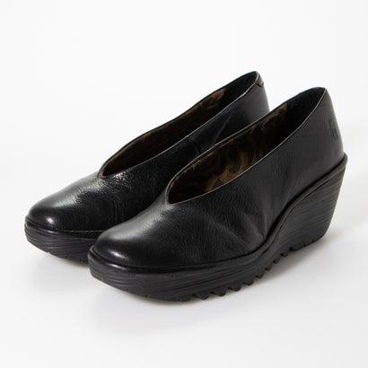 卸売り あす楽 毎日続々入荷 交換 返品可能 ヨーロッパコンフォートシューズ EU Comfort Shoes パンプス アウトレット FLYLONDON レディースシューズ ブラック ロコンド コンフォートシューズ