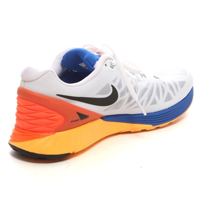Nike NIKE running shoes lunagraid 6 654433101 2519 (white/black)