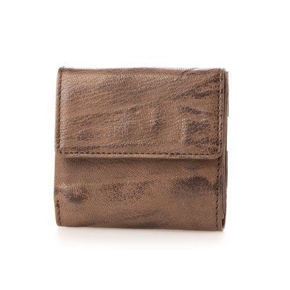 プログ Plog 二つ折れミニ財布(ブラック)