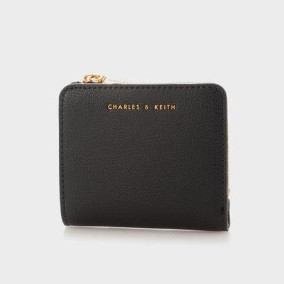 定番スタイル 新作入荷 あす楽 交換 返品可能 チャールズ アンド キース CHARLES KEITH 財布 ケース 小物 カード Zip カードホルダー Black キー SUMMER パスケース ロコンド Holder Card Around ジップアラウンド 2021
