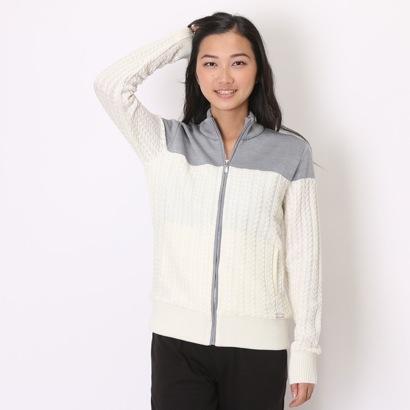 カルバン クライン Calvin Klein ゴルフセーター セーター/カーデイガン CKL4014 (ホワイト)