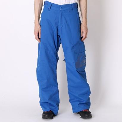 【アウトレット】【アウトレット】クイックシルバー QUIKSILVER メンズボードパンツ COUNTY SHELL PANT EQYTP03015 ブルー
