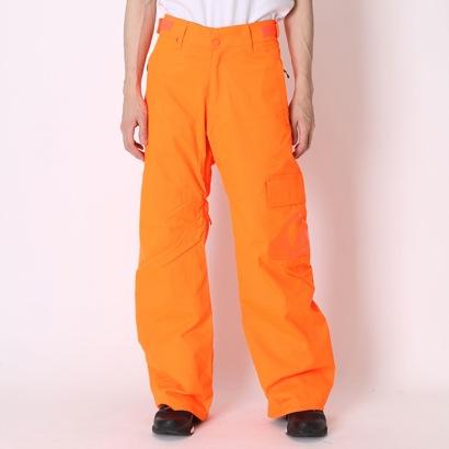 【アウトレット】【アウトレット】クイックシルバー QUIKSILVER メンズボードパンツ COUNTY SHELL PANT EQYTP03015 オレンジ