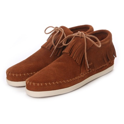 ミネトンカ MINNETONKA VENICE (BROWN)
