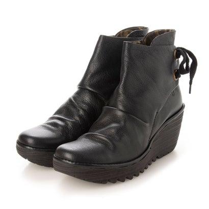 【あす楽】【交換・返品可能】/ヨーロッパコンフォートシューズ/EU Comfort Shoes/レディースシューズ/コンフォートシューズ/ロコンド/ 【アウトレット】ヨーロッパコンフォートシューズ EU Comfort Shoes ショートブーツ (ブラック)